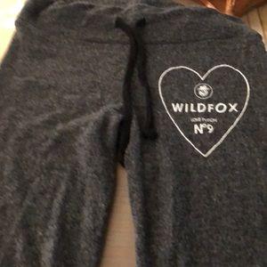 NWOT Wildfox Sweats